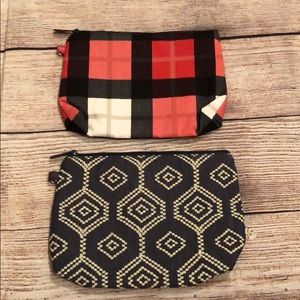 thirty-one Mini Zipper Pouch Bundle of 2